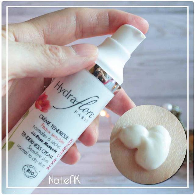 Crème visage naturelle bio