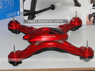 H501S GoPro Camera Mount