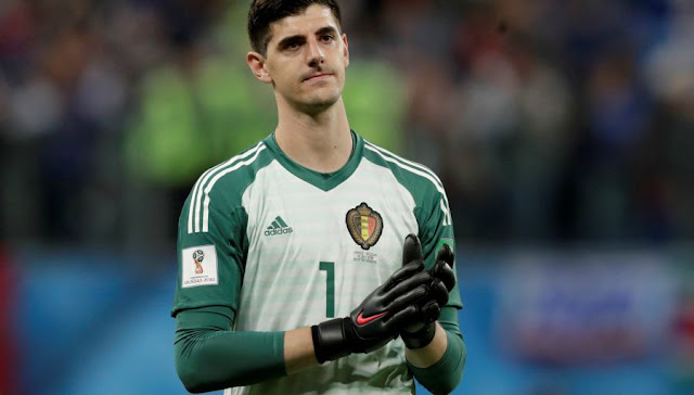 Mercato Real Madrid: Courtois, privileged target