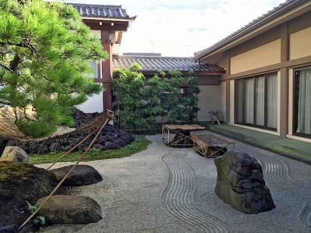 圓照寺,庭園〈著作権フリー無料画像〉Free Stock Photos