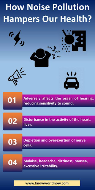 What Are the Effects of Noise Pollution on Human Health?