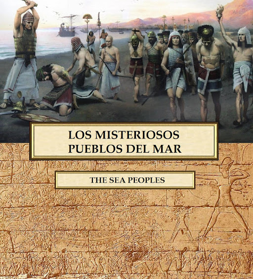 Durante la Edad del Bronce, en el siglo XIII a. C., una serie de oleadas migratorias masivas provenientes del norte llegaron al Mediterráneo de una forma violenta.