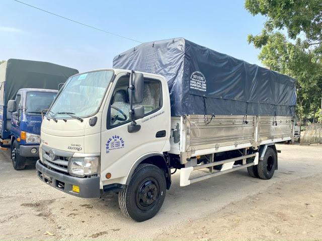 Mua bán xe tải Hino 3.5 tấn cũ