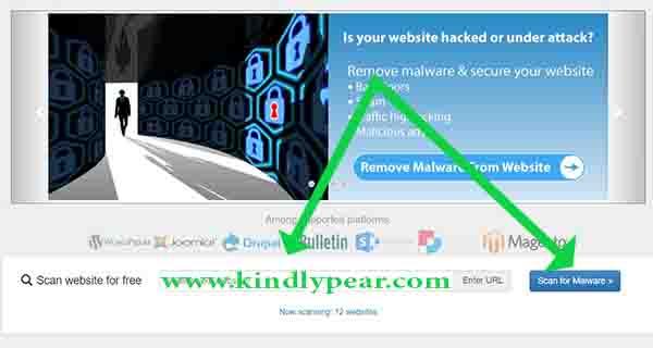 مشكلة وجود فيروسات داخل مدونتك