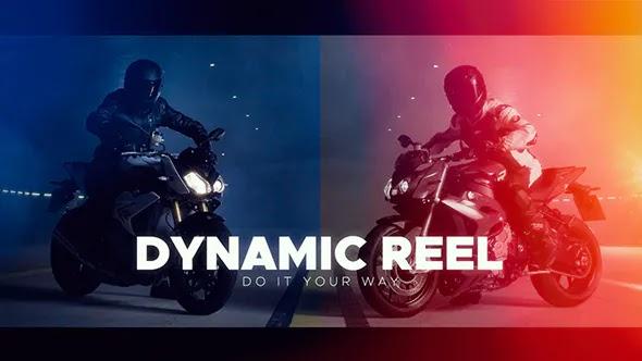 Videohive - Dynamic Reel - 21461458