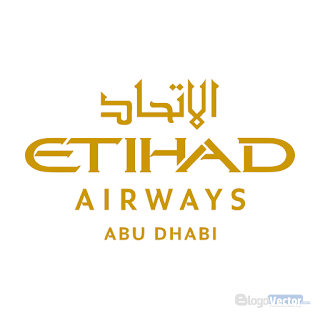 Etihad Airways Logo vector (.cdr)