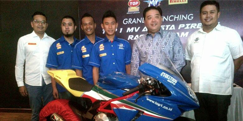 MV Agusta ikutan MotoGP lagi, mari kita telaah