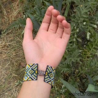 авторские украшения из бисера браслеты купить россия симферополь