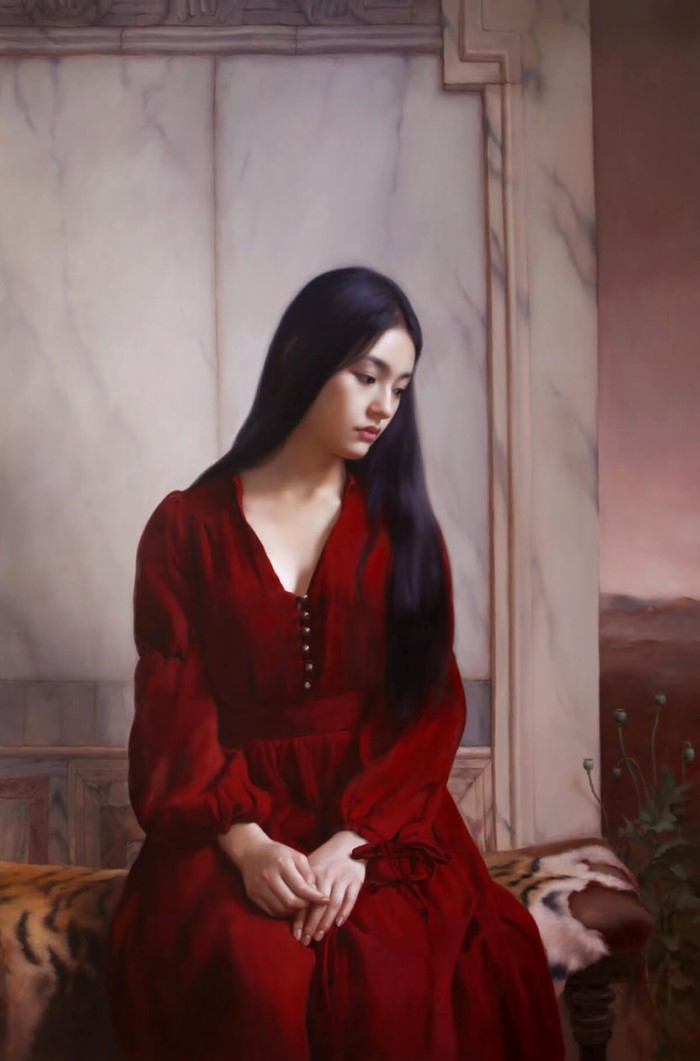 Прогулка между реализмом и сюрреализмом. Wang Neng Jun