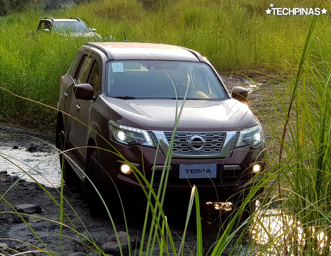 Nissan Terra Off Road