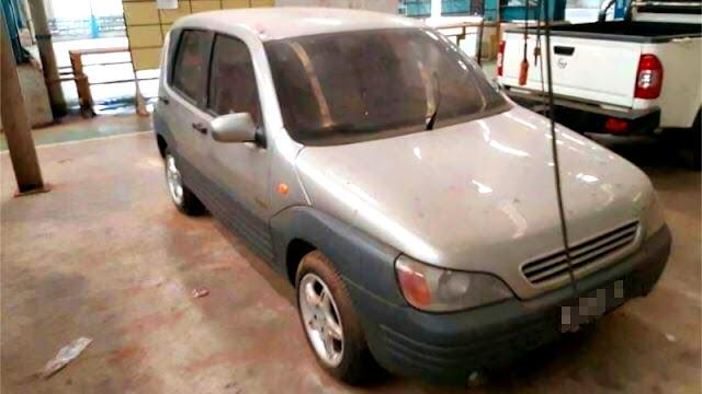 Timor S213i Zagato design