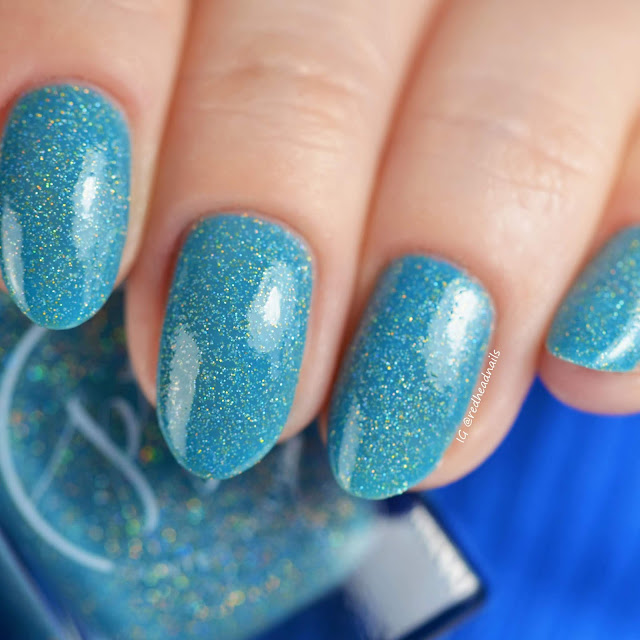 "Painted Polish ""At Sea: Volume IV"" collection swatches"