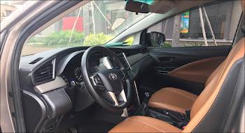 Màu nội thất Toyota 2.0E MT 2017