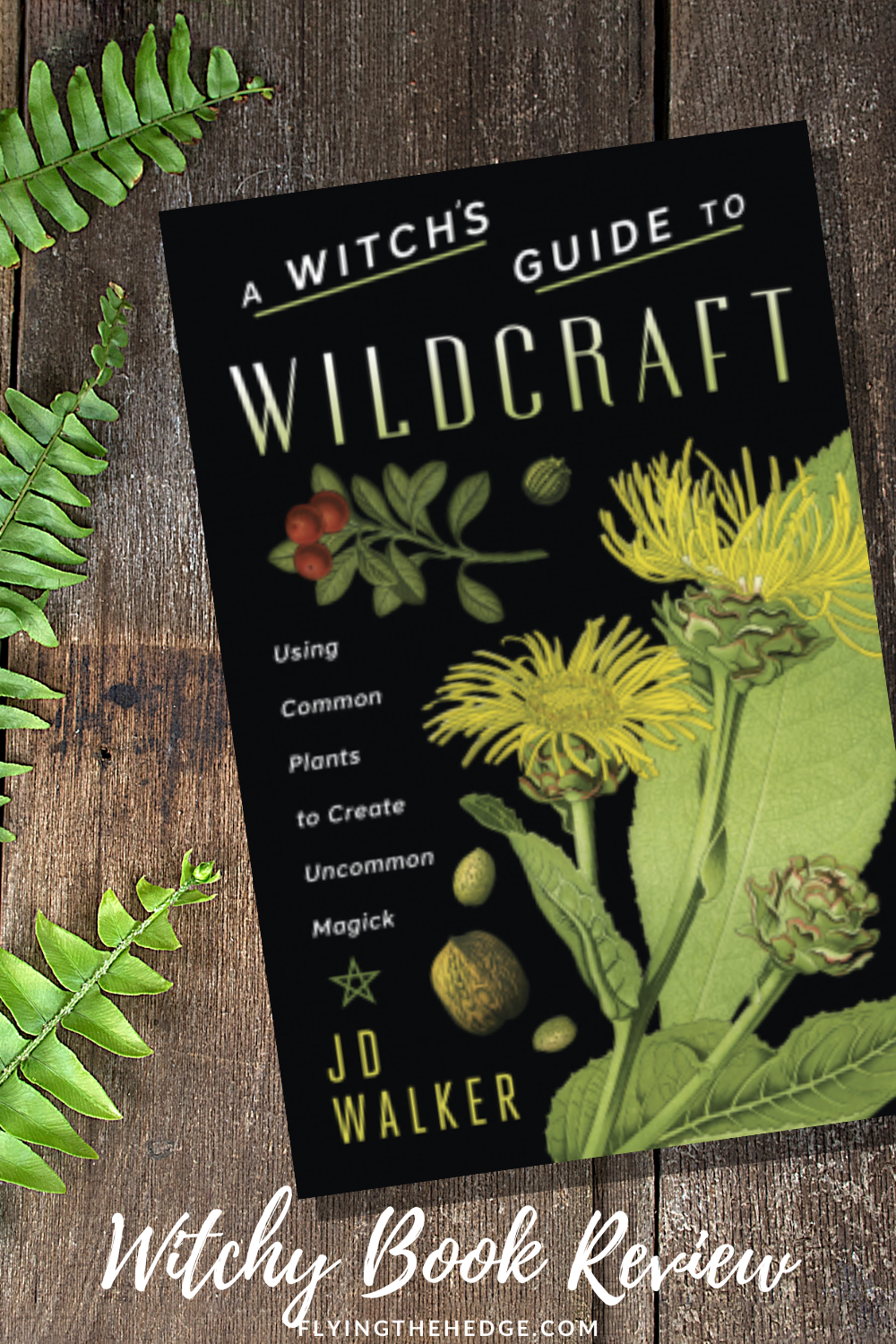 herb, wildcrafting, herb magic, green witch, green witchcraft, kitchen witch, kitchen witchcraft, book review, witchy, witchcraft, witch, occult, hedgewitch, magick, magic, ritual, spell, witchery