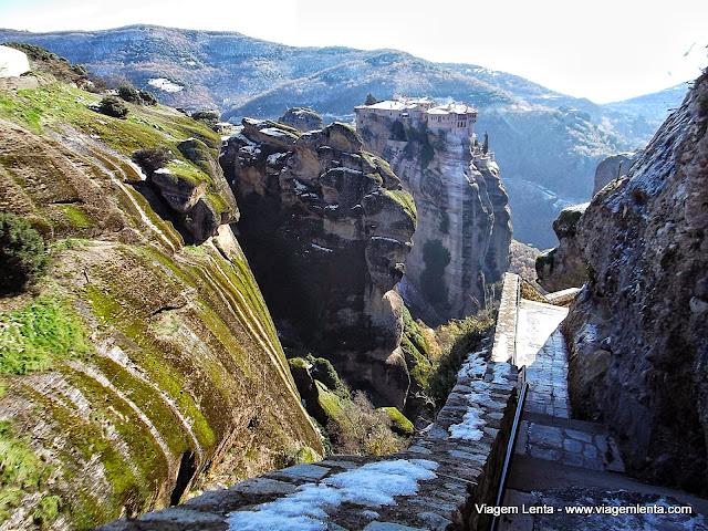 Dias 3 e 4 da viagem: Meteora, Grécia e seus monastérios 1