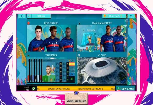 Dream League Soccer Mod Timnas France Terbaru 2021 Update New Kits