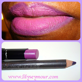Mac Seductive Intent Lipstick