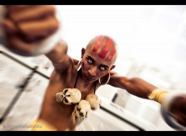 Dhalsim Cosplay Opções de Cosplay para pessoas de pele morena ou negra - Blog Mineira sem freio