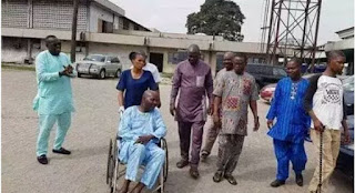 Baba Suwe Finally Gets Discharged From LUTH