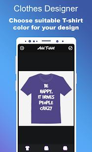 Aplikasi Android Clothes Designer buat Desain Baju dan Kaos