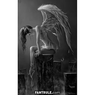 Imágenes de Ángeles caidos oscuro alas rotas