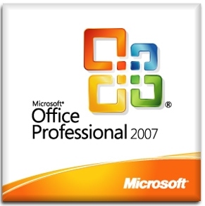 Microsoft Office Professional 2007 software free download with serial key