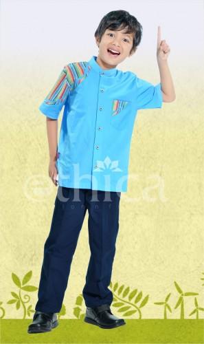 Model Baju Muslim Ethica Anak Laki-Laki Terbaru