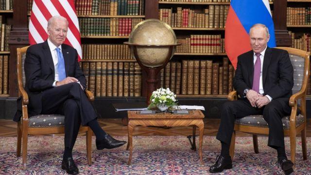 الامن القومي الاميركي: قمة جنيف نقطة تحول في علاقات واشنطن وموسكو