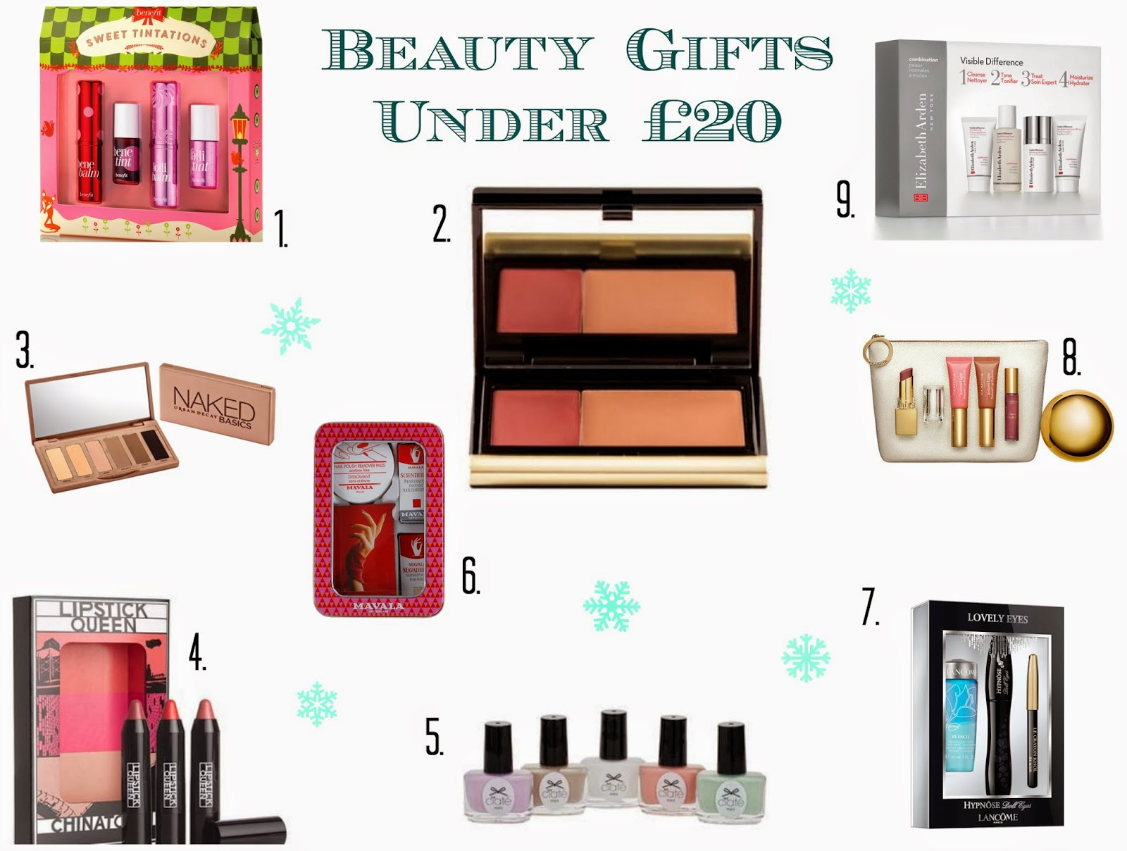 Blogmas Day 2 | Gift Guide for Her Under £20  sc 1 th 195 & Blogmas Day 2 | Gift Guide for Her Under £20 | Vogue My Stash