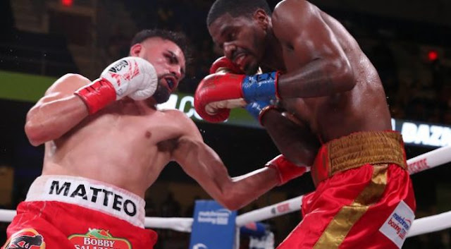Jose Ramirez KOs Maurice Hooker