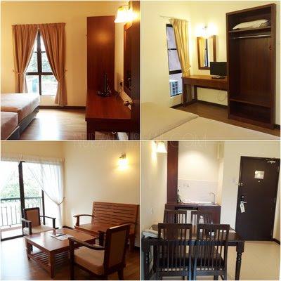 Arabian Bay Resort : Penginapan Selesa di Bukit Gambang Resort City