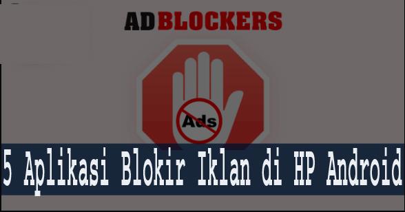 5 Aplikasi Blokir Iklan di HP Android 1
