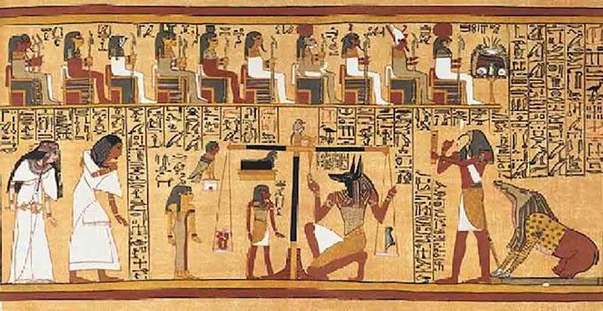 Αιγυπτιακή θρησκεία - Η θρησκεία των Αιγυπτίων κατά τους προχριστιανικούς αιώνες:  Ένα δοκίμιο του Χρήστου Ντικμπασάνη