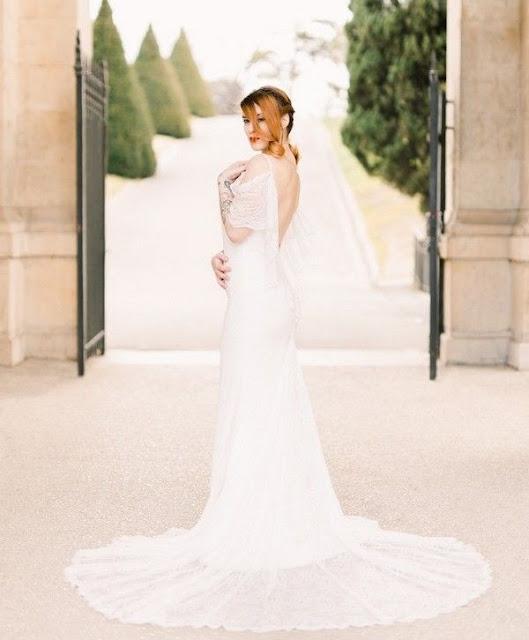 Shooting mariage Aix en Provence maison de couture Gisèle & Simone par Jeremie HKB