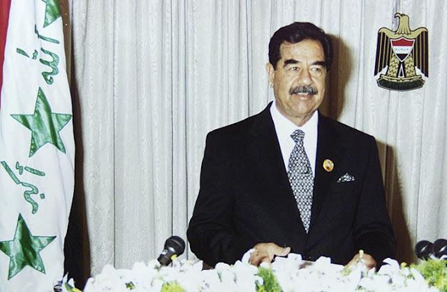 يكشف نجل قاض حكم بإعدام صدام يكشف مصير والده (شاهد)