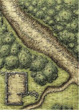 5E - gnoll ambush | Morrus' Unofficial Tabletop RPG News