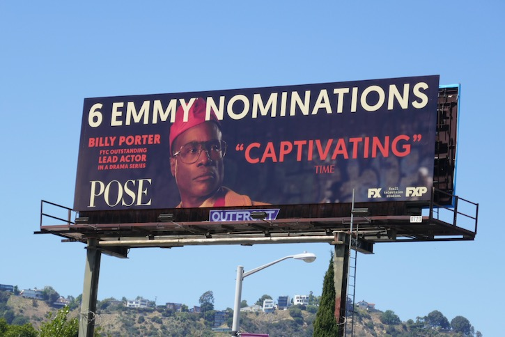 Pose 2020 Emmy nominations billboard