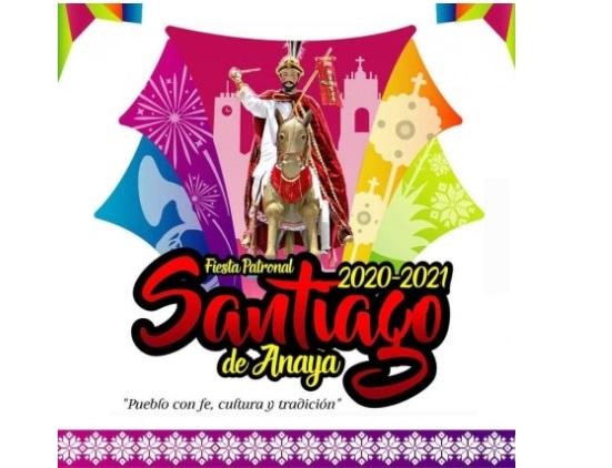 Fiesta Patronal Santiago de Anaya 2021