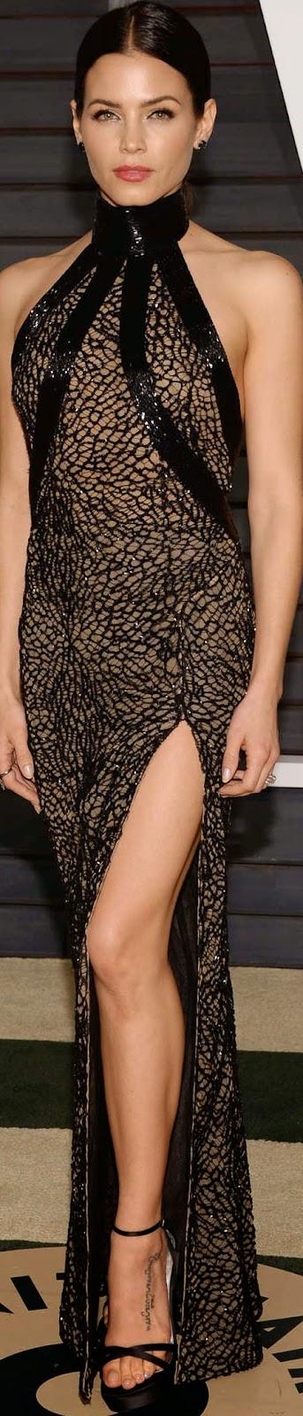 Vanity Fair Oscar Party Jennifer Dewan Tatum