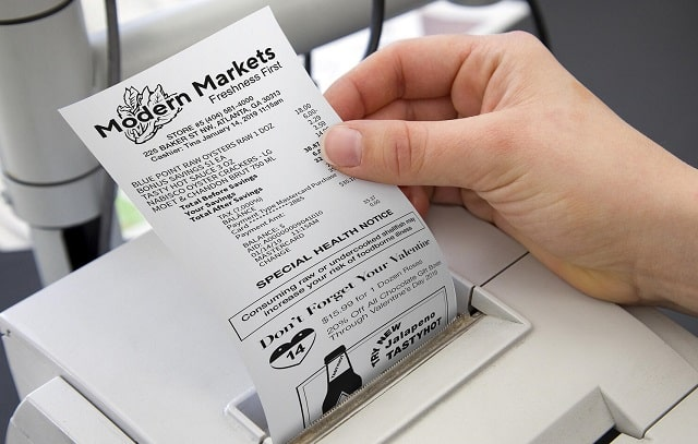 how to use receipts as marketing tool printed receipt advertising promotions