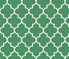 Light Turquoise Green White Logo Spoonflower