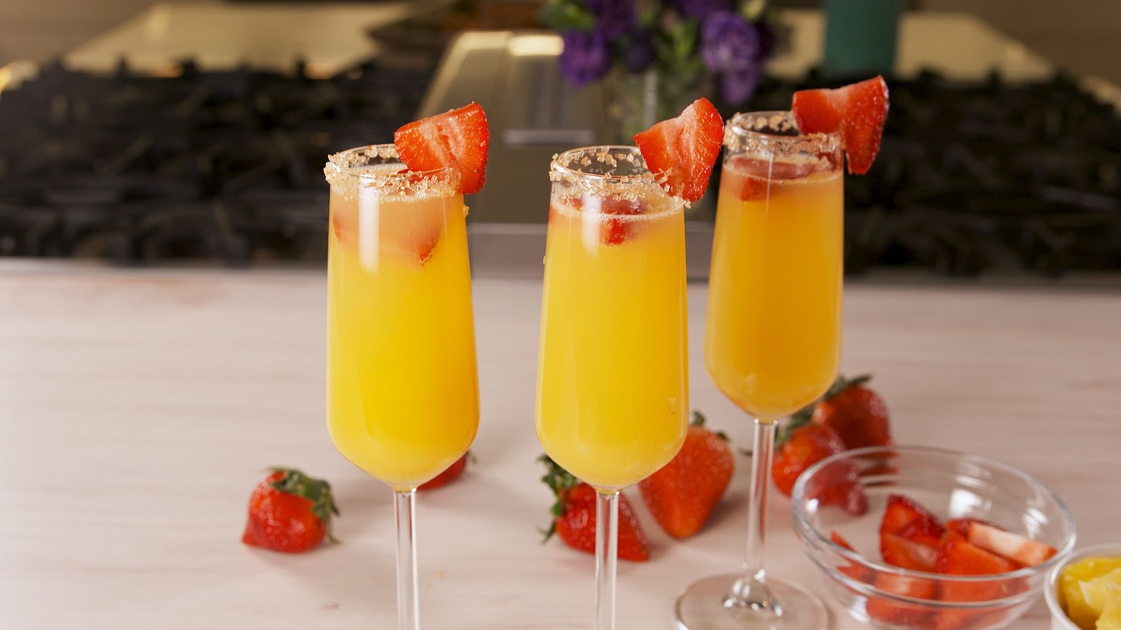Easter Champagne - food-drink-recipes.com