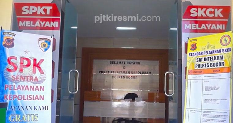 Syarat Pembuatan & Perpanjangan SKCK Polsek Periuk Tangerang