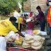 छपरा- सोनहो में ग़रीब असहाय के बीच ऑल इंडिया रोटी बैंक की टीम ने बाटे राहत सामग्री