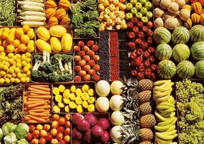 vitaminas frutas verduras 5 al día