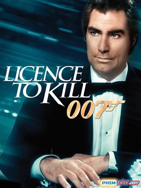 Quyền Được Giết - Licence To Kill (1989)