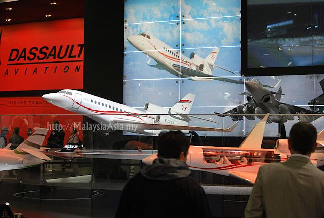 Dassault 7X Plane