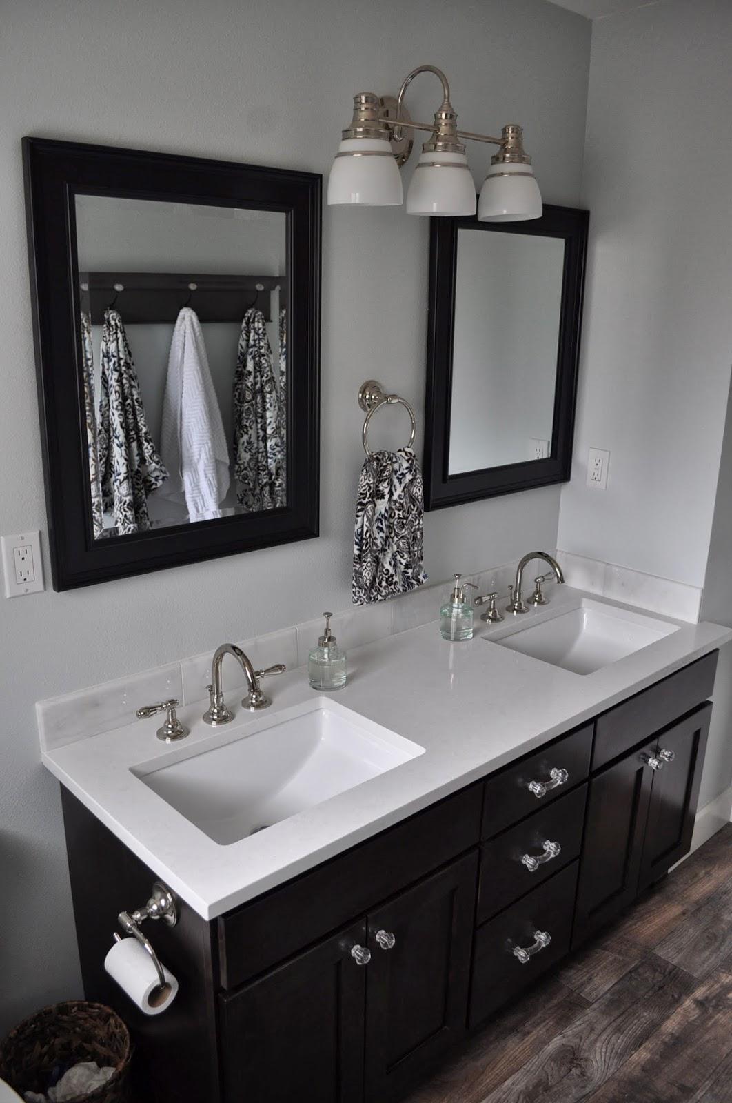 . Main Bathroom Rehab   The Salted Home
