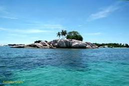 Macam wisata pantai di Belitung