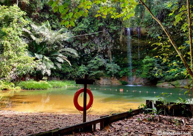 محمية لامبير هيلز الطبيعية